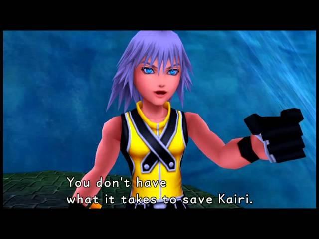 Kingdom Hearts 1 - Hollow Bastion 1 - Предательство
