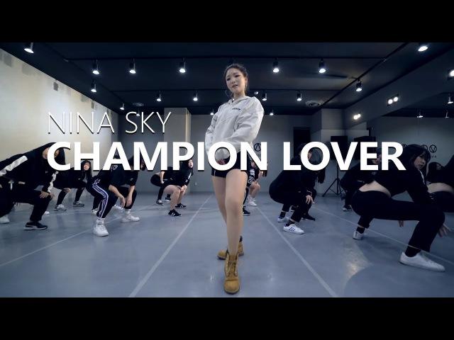 [ Beginner Class ] Nina Sky - Champion Lover (Lady Bee Remix) / Choreography. WENDY