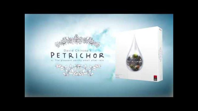 Трейлер настольной игры Petrichor (Петрикор)