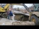 Таганрог уходит под землю