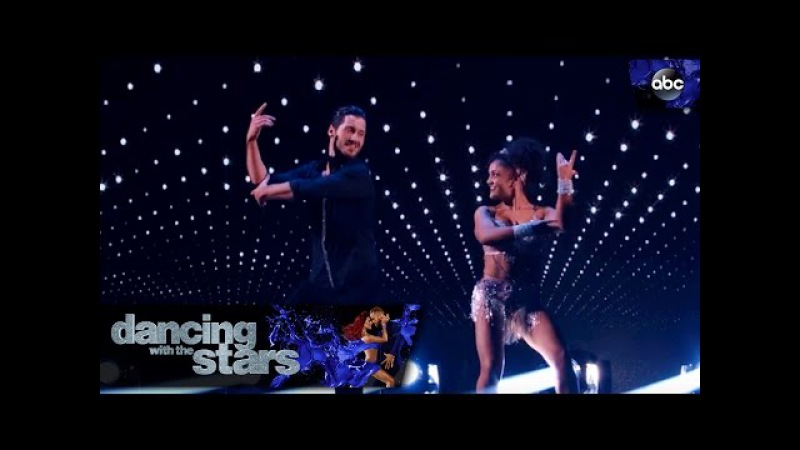 Laurie Val's Salsa - Dancing with the Stars