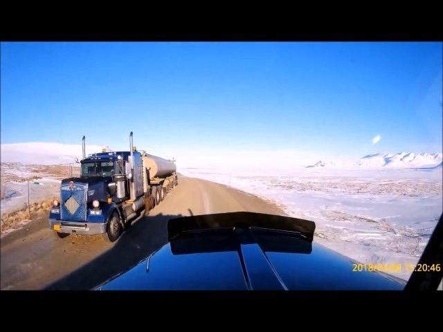 The Alaska Trucking