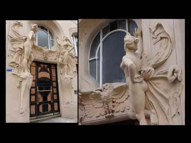 Prague 2014 2 : Josefov, le triomphe de l'Art Nouveau