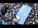 Освобождение Саакашвили. Жестокий махач