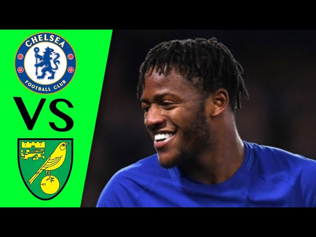 Chelsea vs Norwich City 1-1 ● All Goals Highlights HD ● 17 Jan 2018 ● FA Cup
