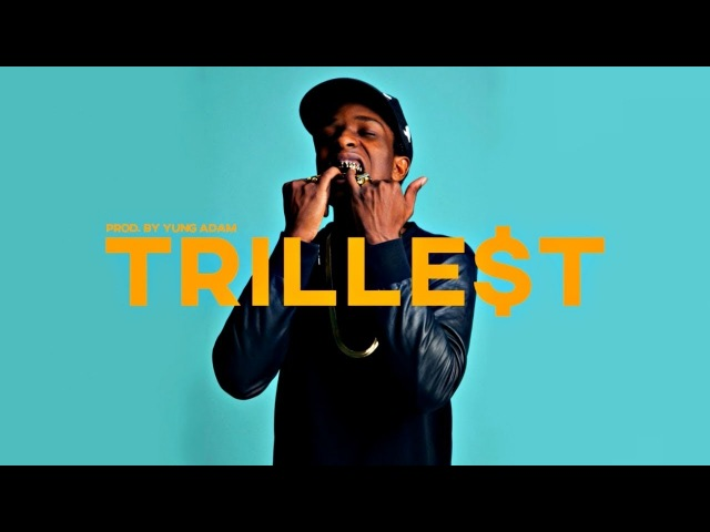 [FREE] A$AP Rocky Type Beat x Clams Casino Type Beat - TRILLE$T [Sample Instrumental Beat 2018]