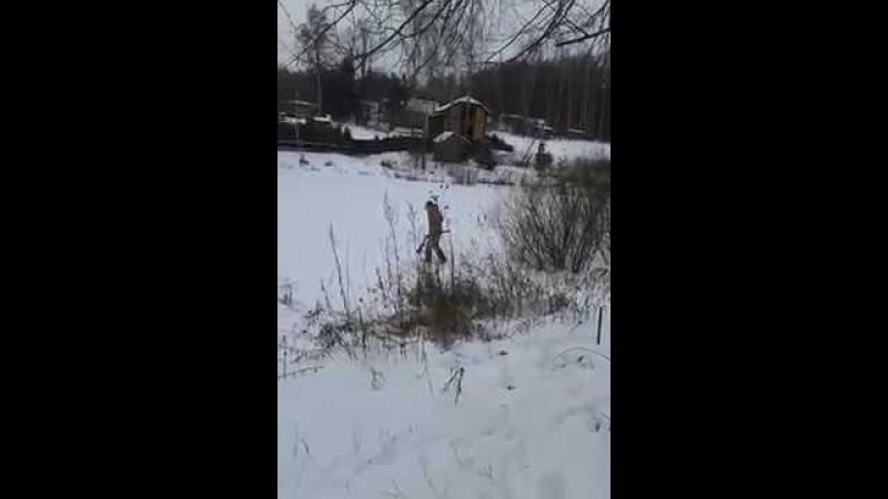 Туляк застрелил из охотничьего ружья собаку и заявил, что он съест свою добычу