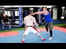 Битва на ножах Футбольные хулиганы против Макса Новоселова
