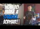 How to Make a Spandex Bodysuit by Creative Costuming
