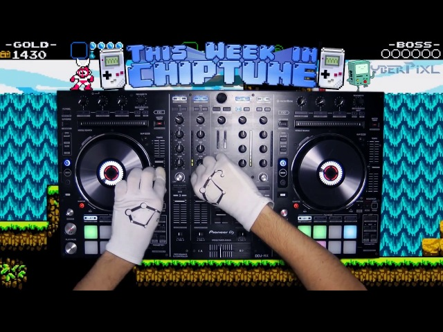 Chiptune EDM Tribute Mix (CyberPixl Guest Mix) ~ This Week in Chiptune