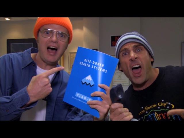 The Office RAP Dunder Mifflin (Офис Рэп )