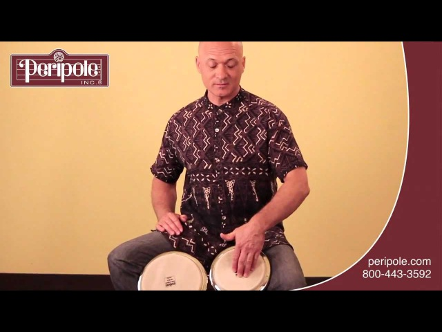 Thumb-Fingers Combination for the Bongos