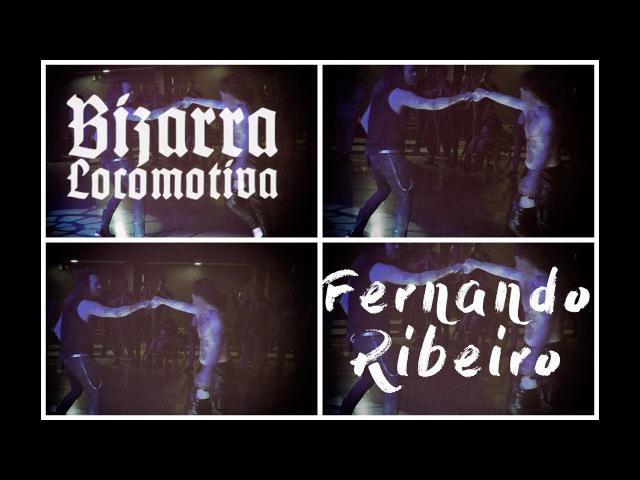 BIZARRA LOCOMOTIVA Fernando Ribeiro (Moonspell). Zaragoza 2017