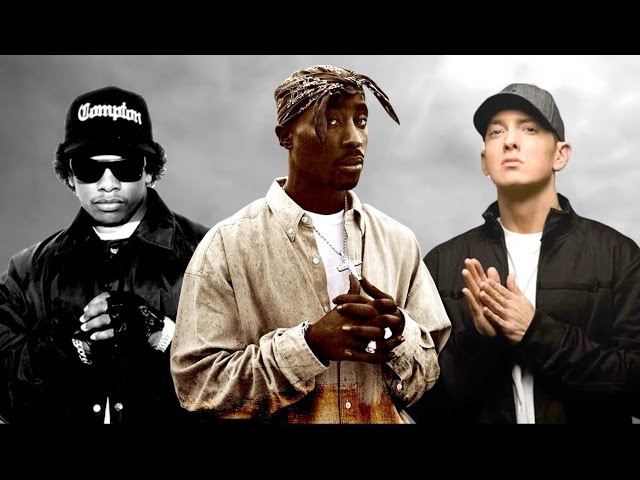 2Pac feat. Eminem Eazy E - Street Thugs (NEW Song 2016)