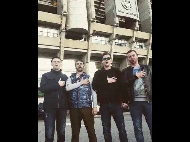 Новий гімн Реал Мадрид від VIP Тернопіль