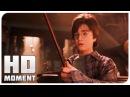 Гарри выбирает палочку - Гарри Поттер и философский камень 2002 - Момент из фильма