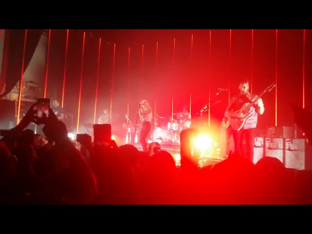 Paramore - Told You So Live @ Usher Hall 22/06/07