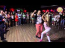 Gaby Estefy con Alex Desire, Improv, The Host Salsea, Julio 2015