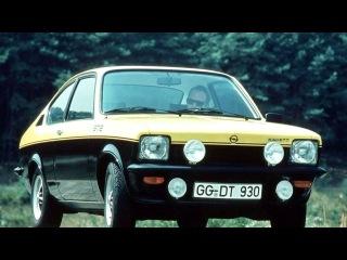 Opel Kadett GTE C '09 1975–07 1977