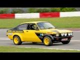 Opel Kadett GTE Rallye Car '1976–77