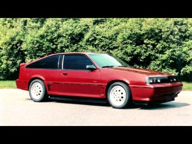 Oldsmobile FE3 X Firenza Concept '1985