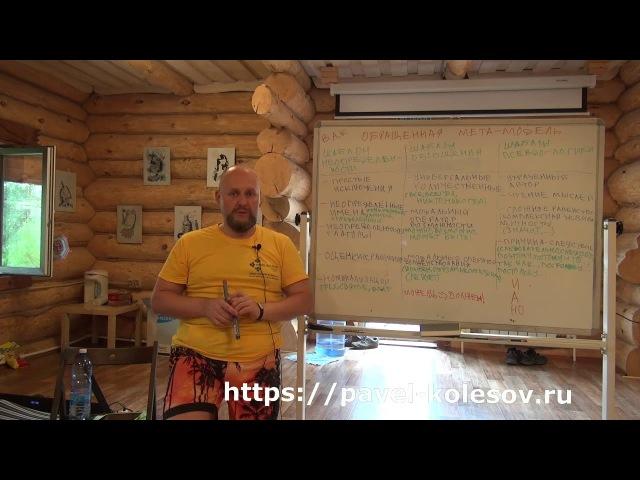 Универсальные количественные Золотой Гипноз Павел Колесов