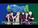 The SIMS 4 CAS Los Hermanos Sakamaki Diabolik Lovers