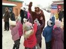 Добровольцы подарили детям праздник Ребята из многодетных семей отметили Масленицу