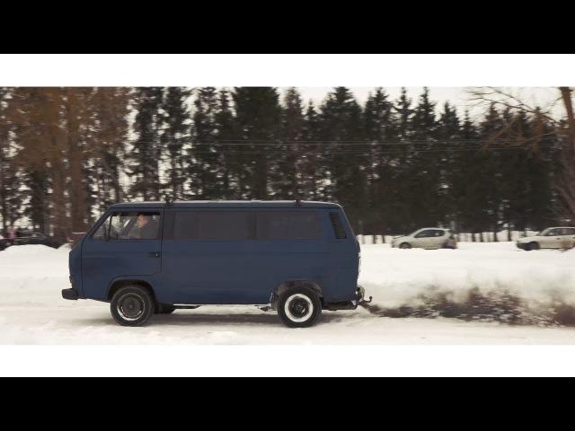 Снежно-ледовый спринт 4 (Часть 1-я)