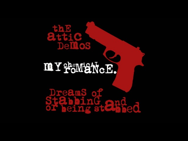 My Chemical Romance - Dreams of Stabbing and/or Being Stabbed (Full Album)