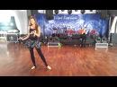 ZAINA Ewa Dziedziniewicz Eilat Festival 2015