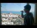 Arda Öztigin ile Terk Edilmiş Antalya OFO Otel