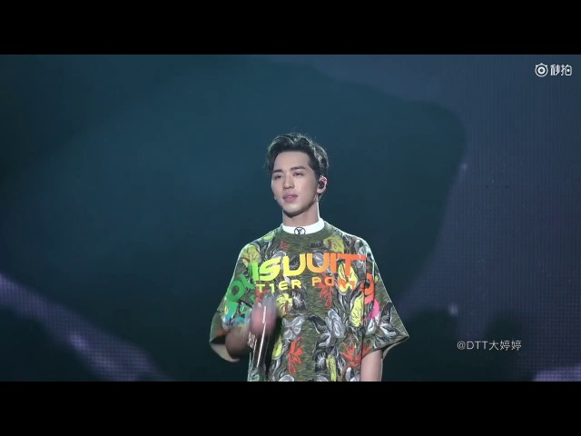 171209 Xu Weizhou 许魏洲 - 《海若有因》Because of the Sea _ live in 2017 Timmy Xu Light Asia tour in Shanghai