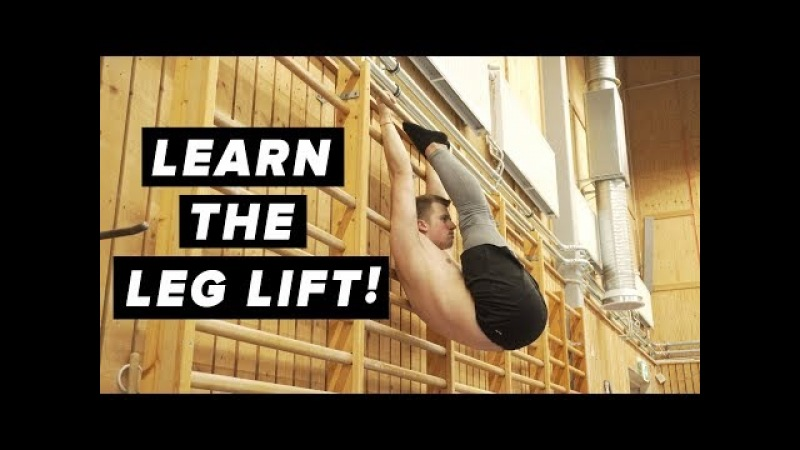 Why you can't do Hanging Leg Lifts And how to Fix it