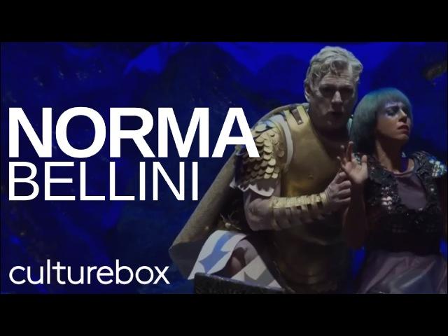 Norma de Bellini - l'Opéra Royal de Wallonie-Liège