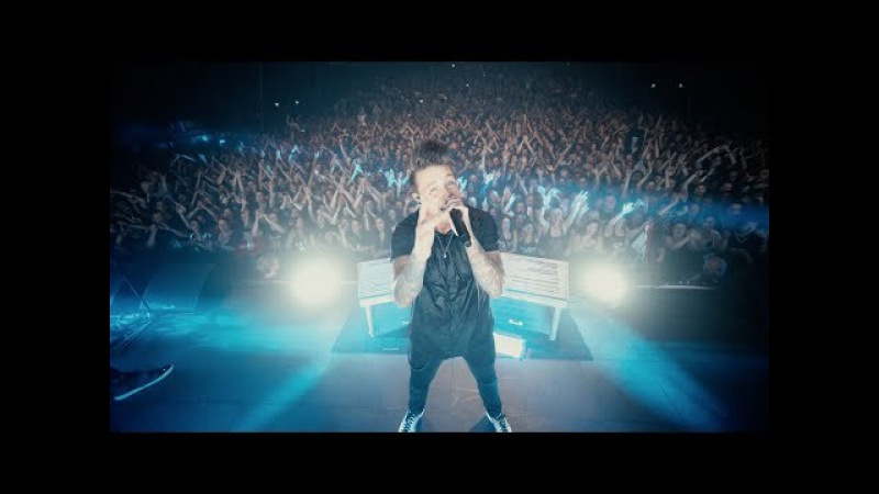 Papa Roach Born For Greatness Official Live Video