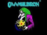 CAAAuldron - GoblinAAA zx spectrum new demo