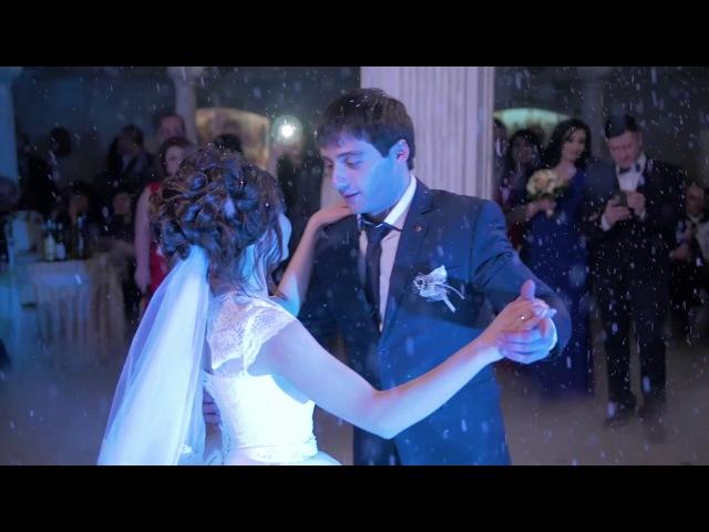 💕Сказочный танец в облаках и под снегом💕 г.Армавир ресторан У Сома effect-show.com 8 9180435909
