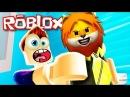 ПОБЕГ в ROBLOX приключения мульт героя Львенок Тоша играют в Симулятор ледокола на SPTV
