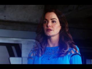 Supergirl 3x09 -- Kara's Mother-Daughter Chat