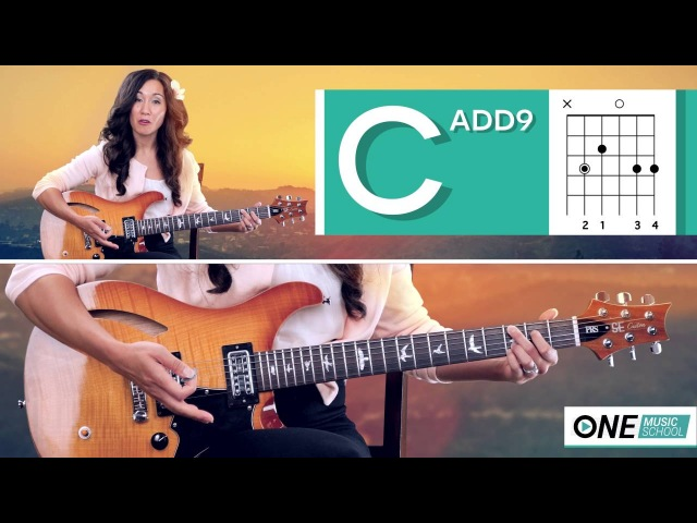 How to Play a Cadd9 or C2 Chord on Guitar