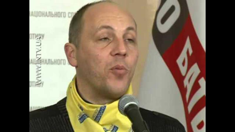Як комендант Майдану, оголошую максимальну мобілізацію добровольців, - Парубій