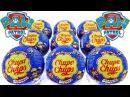 ЩЕНЯЧИЙ ПАТРУЛЬ Чупа Чупс Игрушки мультик 2018 TOYS Paw Patrol Chupa Chups Surprise Eggs Unboxing