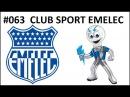 Club Sport Emelec - Conheça a história do time que nasceu a partir de uma empresa de eletricidade.