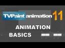 Animation basics TVPaint Animation 11 tutorial