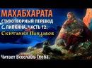 Махабхарата Стихотворный перевод С Липкина Часть 12