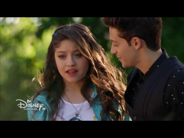 Soy Luna 2 - Luna y Matteo se besan y son novios