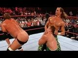 WWE Vengeance 2006 D-Generation X vs The Spirit Squad 2-on-5 Handicap Match HD