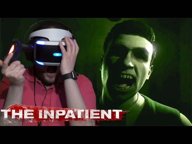 СВЕЖИЙ ХОРРОР ДЛЯ PS VR ► The Inpatient 1