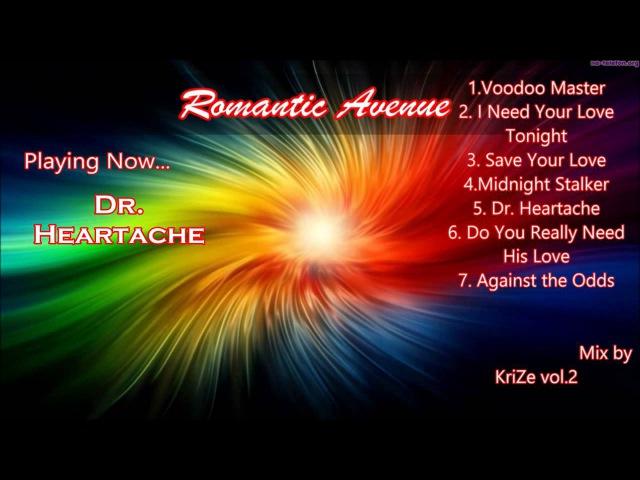 Romantic Avenue Mix by KriZe vol 2
